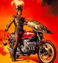 BV 1980 knight on wheels