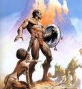 BV 1981 nubian warrior