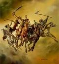 BV 1987 four horsemen