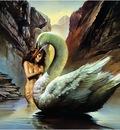 BV 1989 leda and the swan
