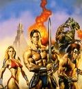 BV 1993 swords and magic