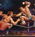 JB 1993 wrestlers