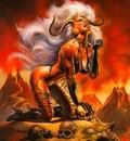 BV 1995 lady demon
