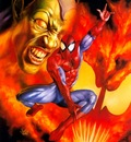 JB 1995 spiderman and his foes