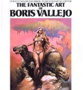 BV extra  books  the fantastic art of boris vallejo