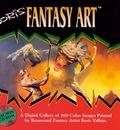 BV extra  cdrom  fantasy art