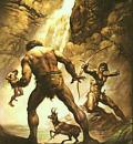 bv extra  tarzan  and the ant men