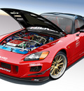 Honda S2000   hood up    Vexel by dangeruss