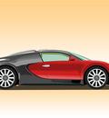 Bugatti Veyron by mickern