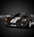Ford GT Vector Black