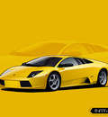 Lamborghini Murcielago Vector by Namelessv1