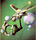 QMan RM ISOF 1958 Space Hi Jack