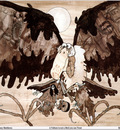 QMan RM ISOF 1959 A Vulture is not a Bird you can Trust
