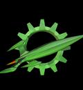 rocket gear green