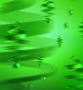 Lime Horizon (10x7)