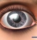 wallpaper 3d eyes big