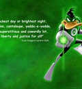 Green Loontern   Duck Dodgers