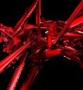 red c4d render