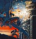 Dragon Rider Caslte Seige