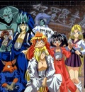 Slayers as Street Fighter