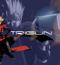 Trigun walpaper gun better