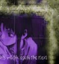 lain no wallpaper