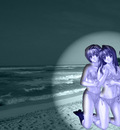 Anime Beach Bunnies