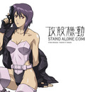 Ghost In The Shell   Stand Alone Complex   Wallpaper 02   1024x768
