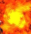Sailor Mars Fire Spiral