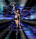 JG Sailor Pluto cyberWallpaper