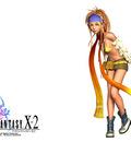 Wallaper   Anime FF X2