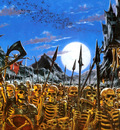 adrian smith skeleton warriors