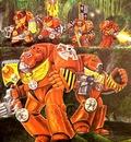 john blanche terminator space marines
