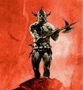 frank frazetta brak the barbarian