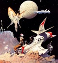 frank frazetta encounter