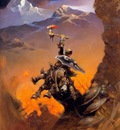frank frazetta eternalchampion