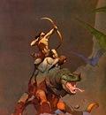 frank frazetta jongarfightsback