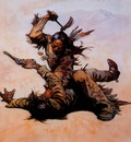 frank frazetta winter of the coup