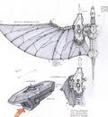 Hatchet Face Wing