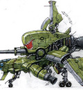 Green Space Fighter