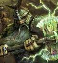 Templar Iron Fist