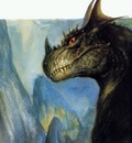 bob eggleton nigelosaur
