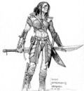 barbarian female