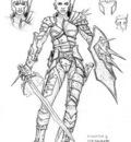 fighter female