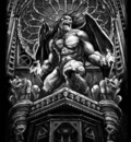 Gargoyle artwork email