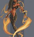 Female Torch