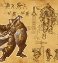 swordknight concept