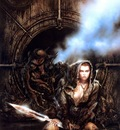 luis royo theneverendingsparkle