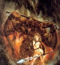 luis royo thepathofdreams