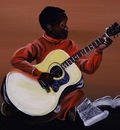 Young Musician, Maurice Faulk